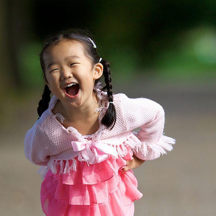 картинка ребенок улыбается