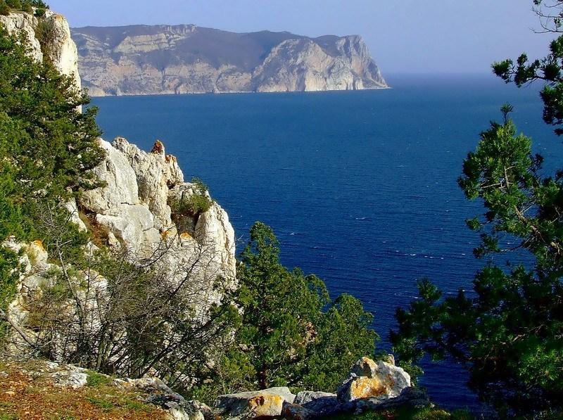 Крым, мыс Айя