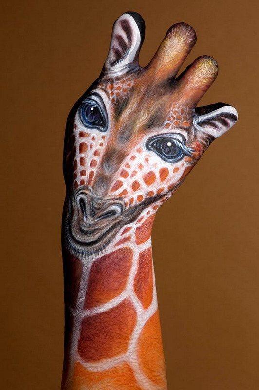 жираф  Гвидо Даниэле