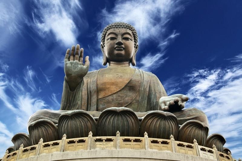 Большой Будда - Гонконг