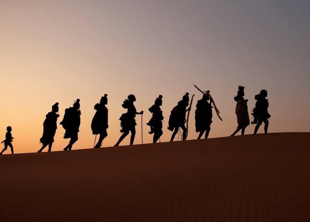 фото пустыня Намиб