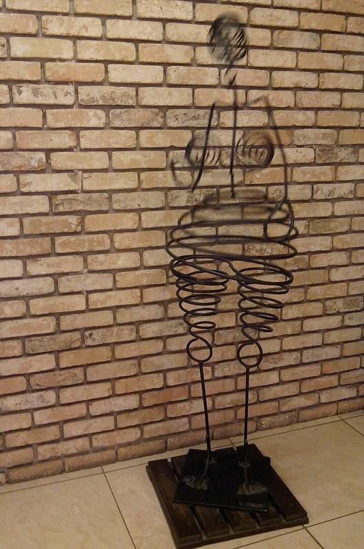 необычные скульптуры-фото