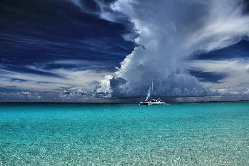 красивые облака-фото-облака перед штормом