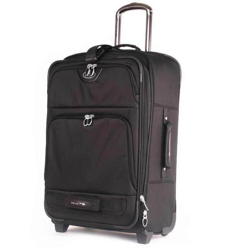 фото чемодан на двух колесах