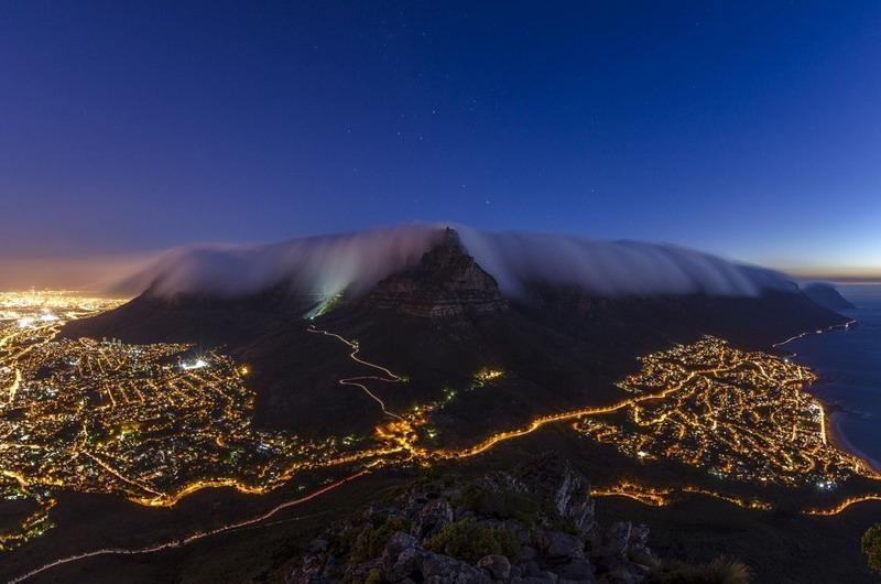 фото Столовая гора, Кейптаун, ЮАР
