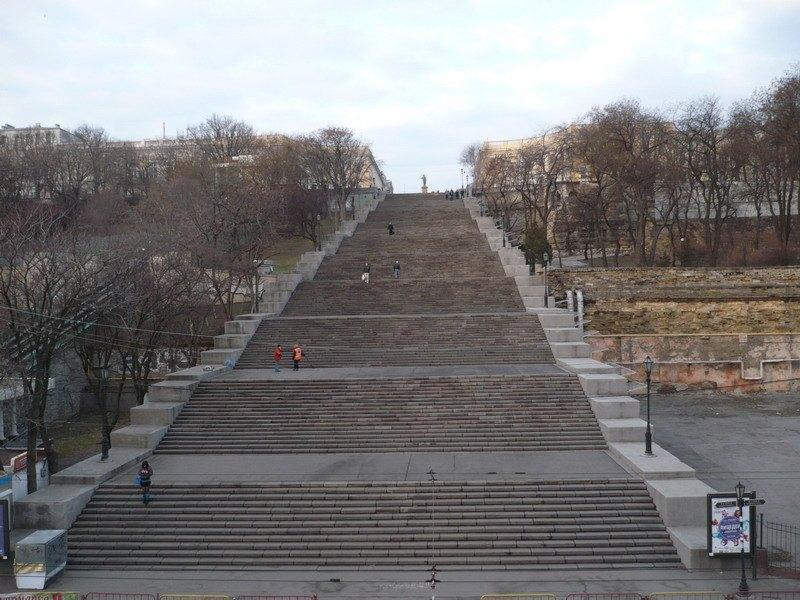 фото Одесса Потемкинская лестница