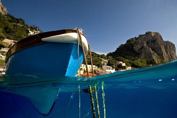 фото под водой и над водой-Алессандро Кутуньо1