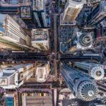 Дубай — фото сверху