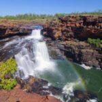 Многоуровневый водопад Митчелл