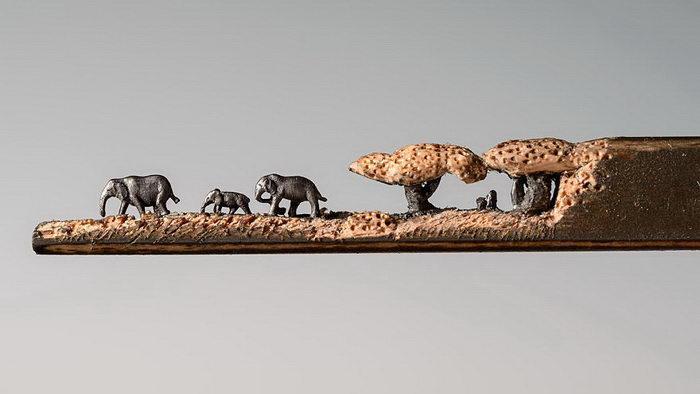 фото скульптуры Синди Чинн