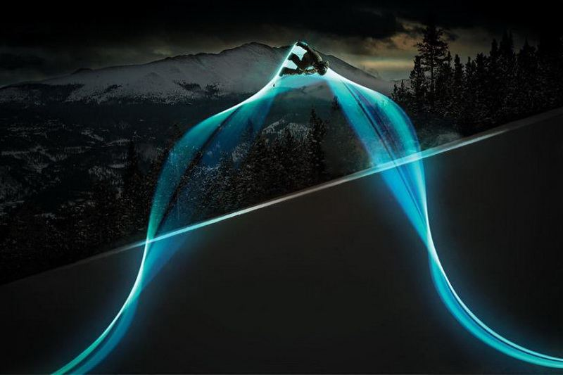 фото сноубордист