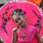 Девочка из Таиланда — фото