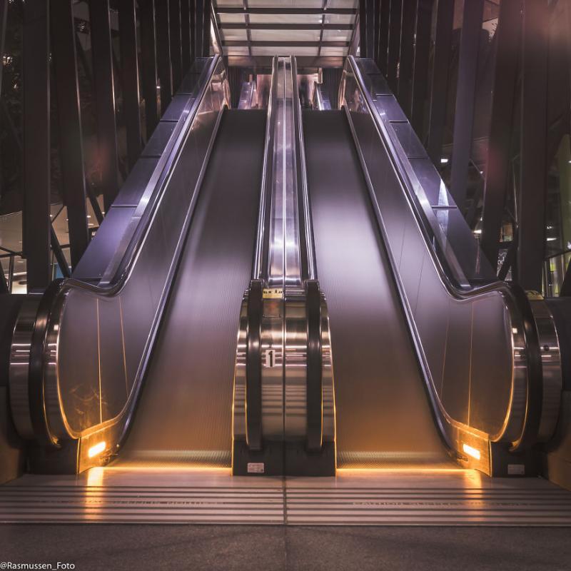 фото эскалатор